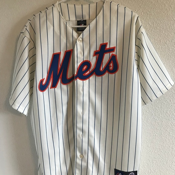 save off 21e7b 7c0e5 New York Mets Jersey vintage